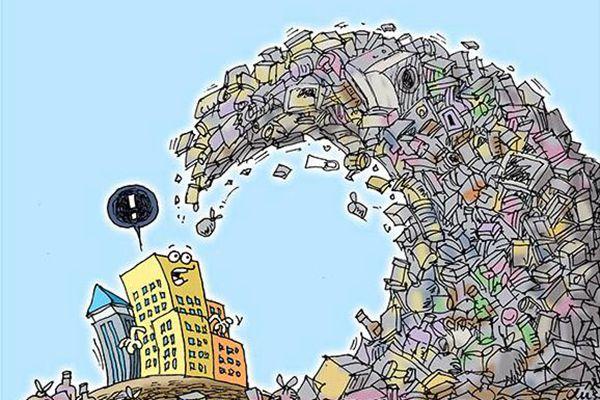 澳媒:中国专心处理好国内垃圾