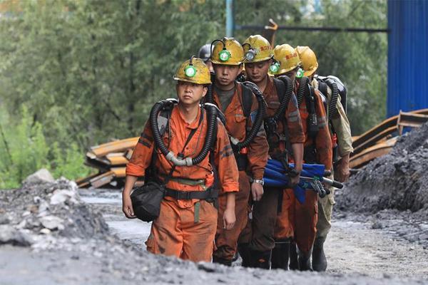 贵州梓木戛煤矿事故抢险救援继续进行