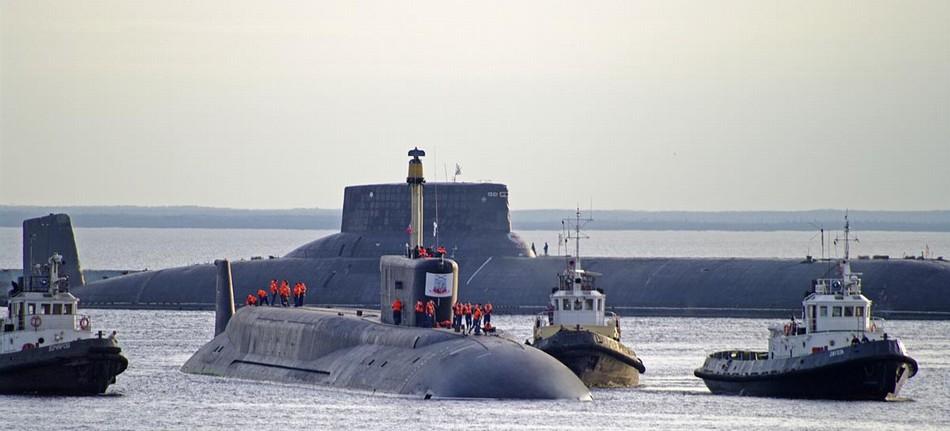 """俄研制出""""永久核反应堆"""" 装备潜艇战力将翻倍"""
