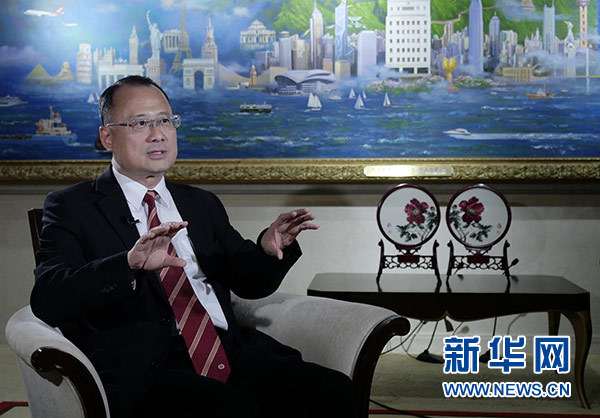 全球华商将会聚香港共拓区域合作新机遇