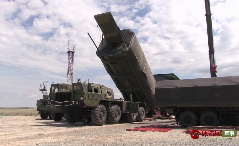 美将军谈及俄新武器:我们的反导防御无人匹敌