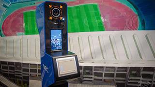 东京奥运会安再添新技术 安保用上人脸识别