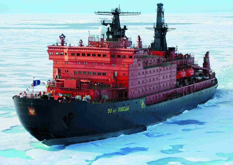 俄媒:俄罗斯或帮助韩国制造舰船核动力装置