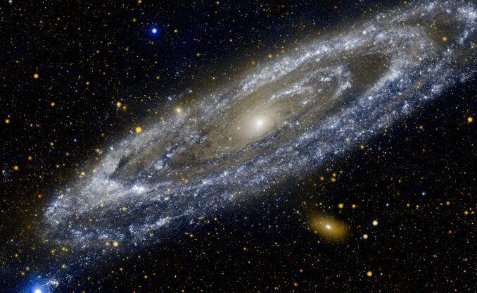 """天文學新發現:銀河系從""""二環""""擴建到""""五環"""""""