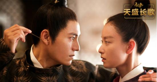 《天盛长歌》定档8.14 陈坤倪妮首度合作