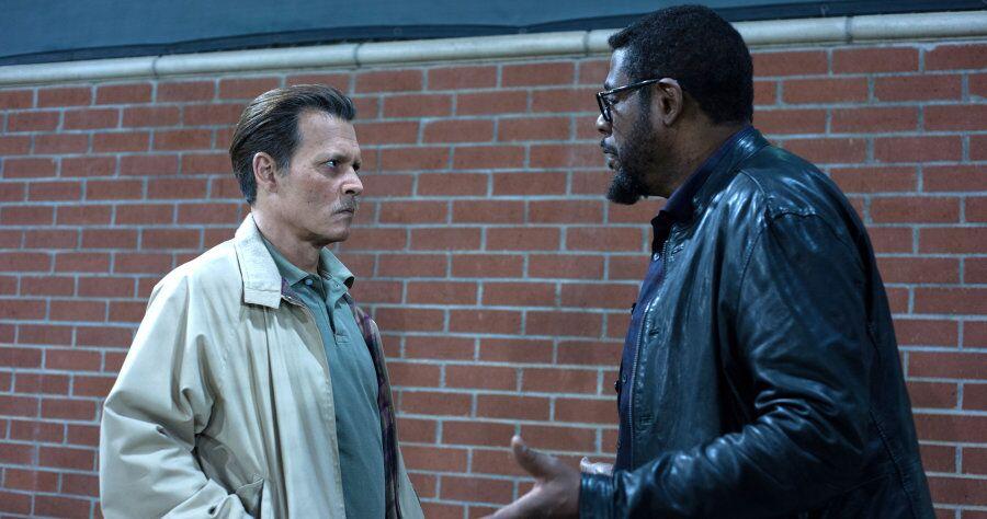 德普主演新片《谎言之城》被撤下 原定9月北美上映