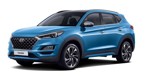 现代在韩发布改款途胜SUV 售价合14.6万元起