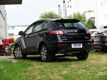 东风裕隆 大7 SUV 2015款 2.2T 两驱智尊型
