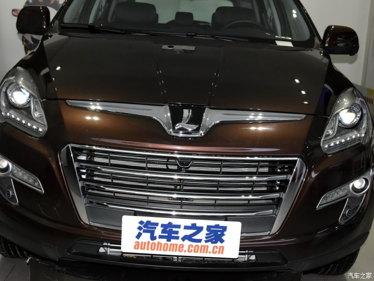 东风裕隆 大7 SUV 2016款 2.2T 两驱智尊型