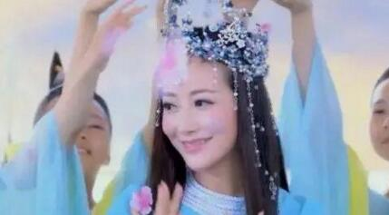 古装剧满头发饰的女星,李沁高贵,古力娜扎清新