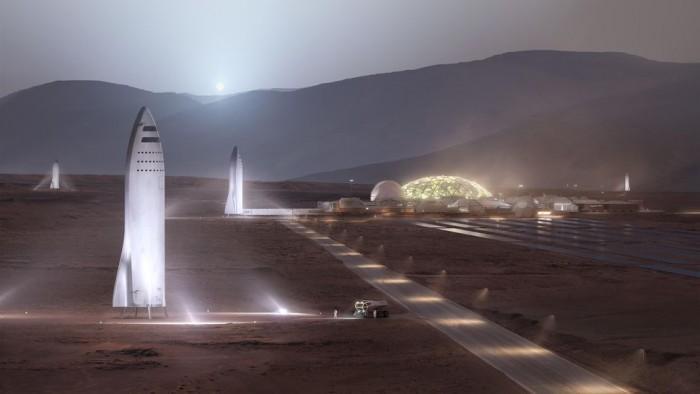 SpaceX与NASA等共同主持秘密的火星会议