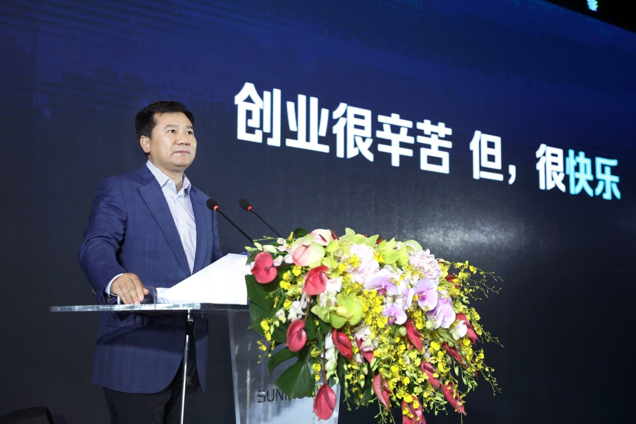 苏宁张近东打造三年零售云平台造富计划 推动县镇消费市场