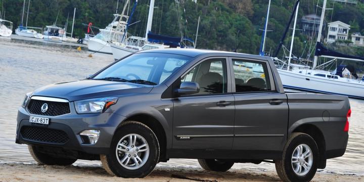 双龙宣布将研发纯电动皮卡 新车主打美国市场