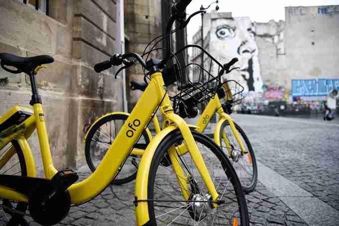 韩媒:共享单车ofo正退出韩国市场  将重心转向国内