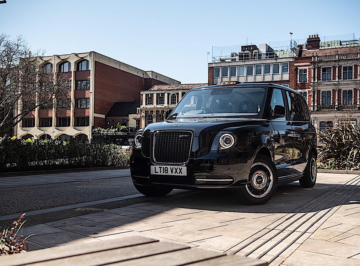 伦敦黑色电动出租车在苏格兰上市 扩大欧洲市场