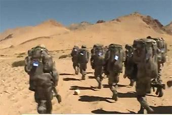 看阿里高原边防兵如何提升自身能力