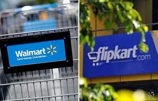 印度政府:批准沃尔玛收购最大电商Flipkart
