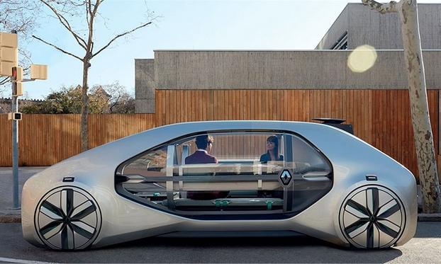 """法国计划2022年前部署""""高度自动化""""驾驶汽车"""