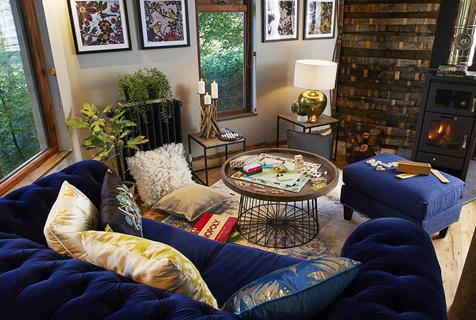 英夫妇打造顶级奢华树屋 每周收费1.5万元