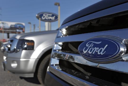 福特拟在华推出新款入门级SUV 重振低迷市场