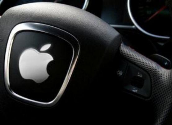 """知情人士:苹果新能源汽车月底将""""小批量送样"""""""