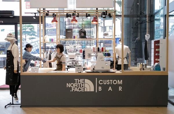 韩国衍生特色时尚购物店 为消费者提供避暑服务