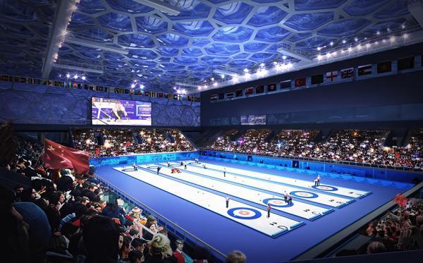 北京8个夏奥会场馆将承办冬奥会,水立方将变身冰立方