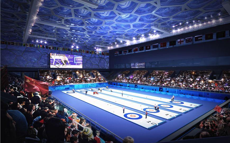 夏奥场馆承办冬奥赛事,北京城区五大场馆即将变身