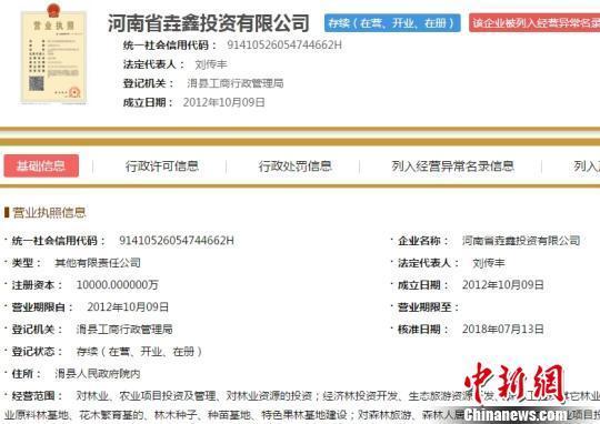 河南滑县回应多部门经商办企:纪委监委介入调查