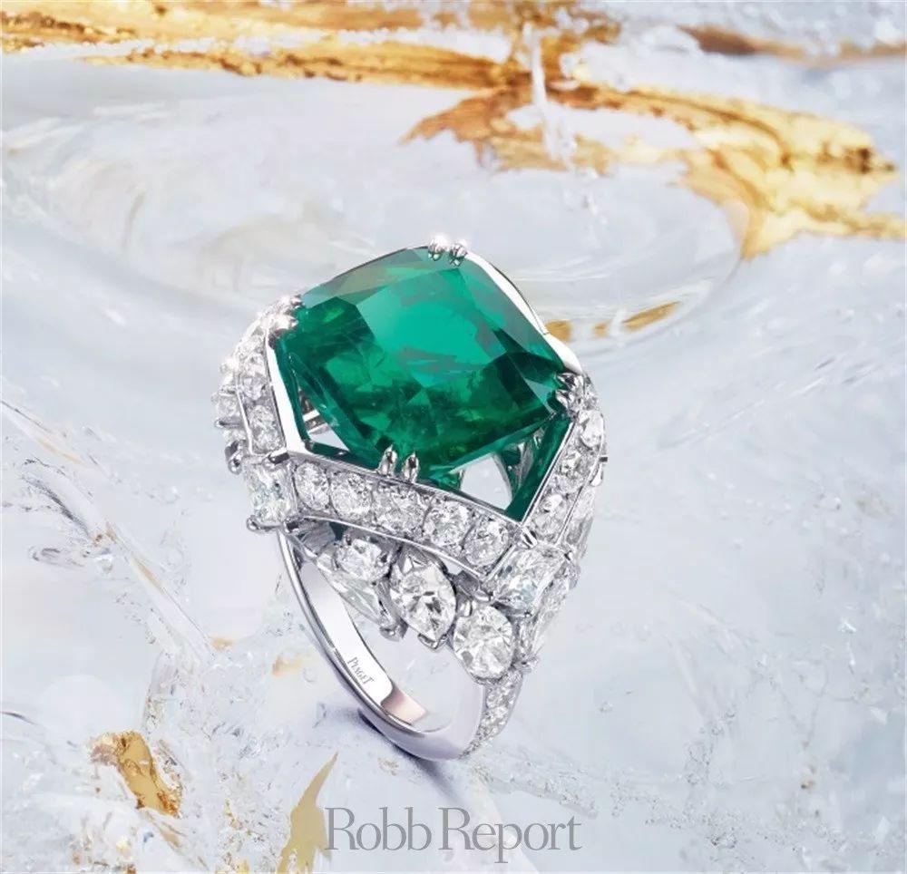 珠宝箱 · 珠宝 | 有一种奢侈叫鸡尾酒戒指