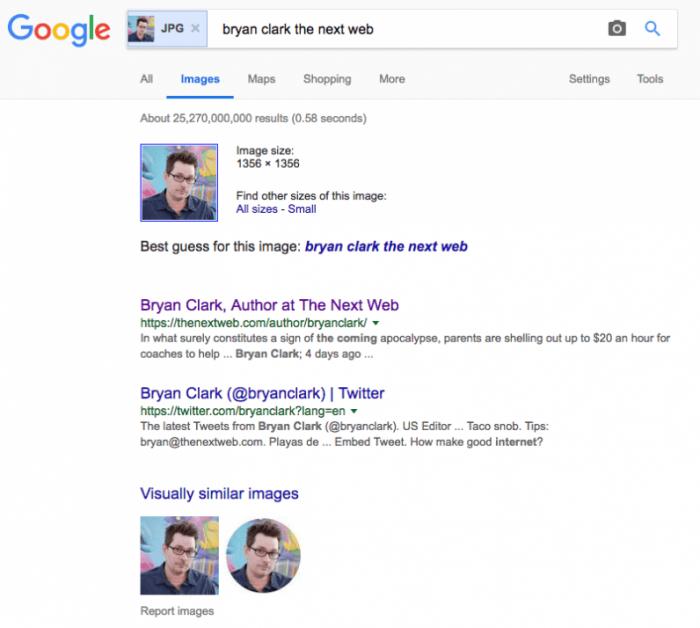 谷歌新专利:调用社交网络数据来提升面部识别