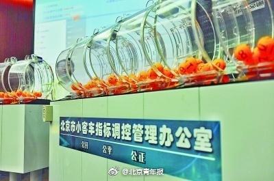 北京个人新能源小客车指标申请近36万 排到七年后
