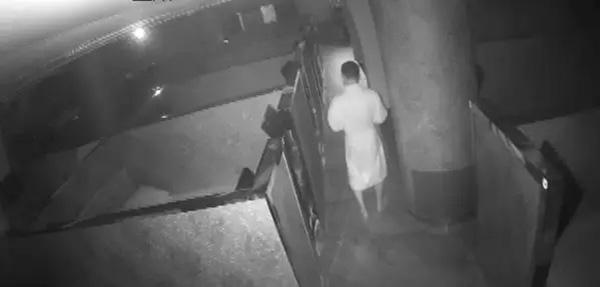 女子夜宿洗浴中心遭陌生男乱摸脱衣 男子涉猥亵被拘