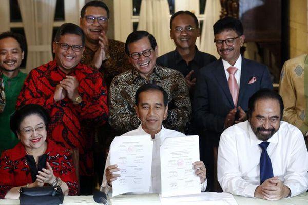 印尼总统佐科宣布参加2019年大选 寻求连任