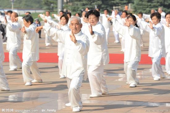 美媒:中国人健康长寿五个原因