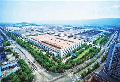 创新平台港城工业园区转型升级