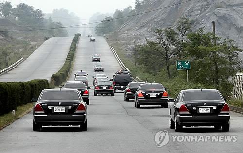 韩媒:应朝方要求 韩朝西部公路朝方路段联合考察延期