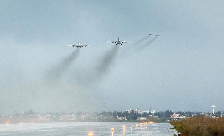 俄媒:驻叙俄军击落飞向赫梅米姆空军基地无人机
