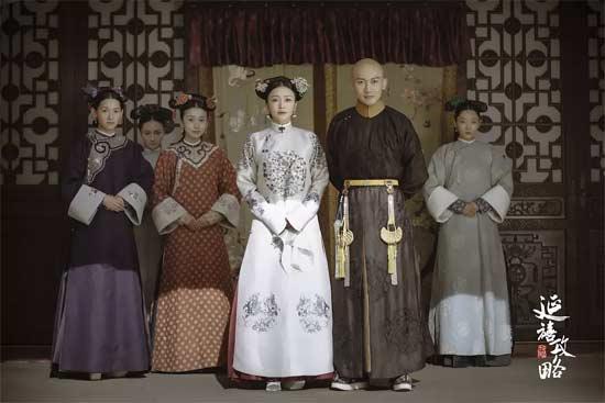 《延禧攻略》皇后香消玉殒  璎珞开启后宫下半程