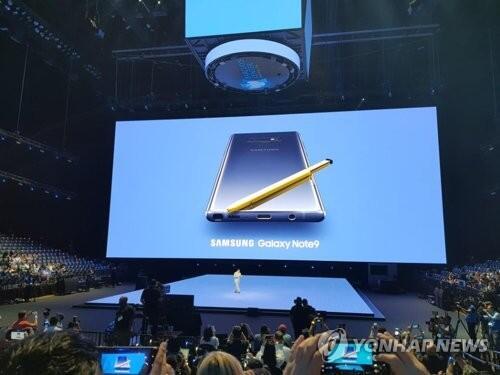 三星Galaxy Note9重磅面世 系列产品齐亮相