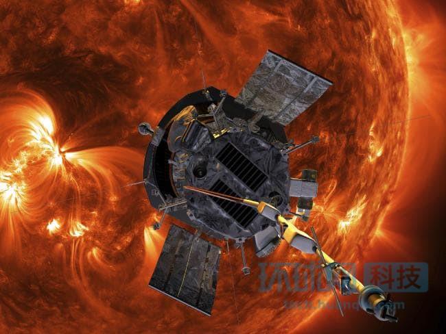 """历史性时刻!NASA将发射第一艘""""飞越太阳""""太空船"""
