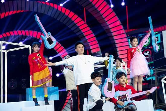 《中国新声代5》金志文班级选手引张碧晨盛赞