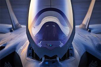 未雨绸缪:澳大利亚6架F35A和美军一起训练