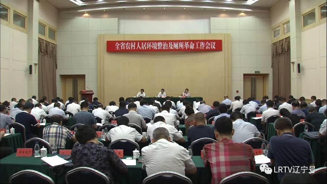 到2020年 辽宁省农村卫生厕所普及率达85%