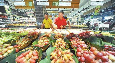 7月份全国居民消费价格同比上涨2.1% 价格运行平稳