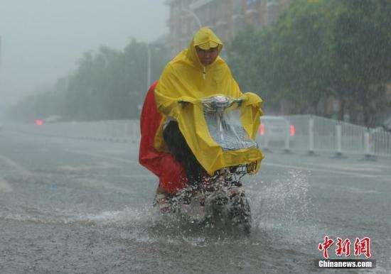 北京10日-13日将有明显降雨 11日有大到暴雨