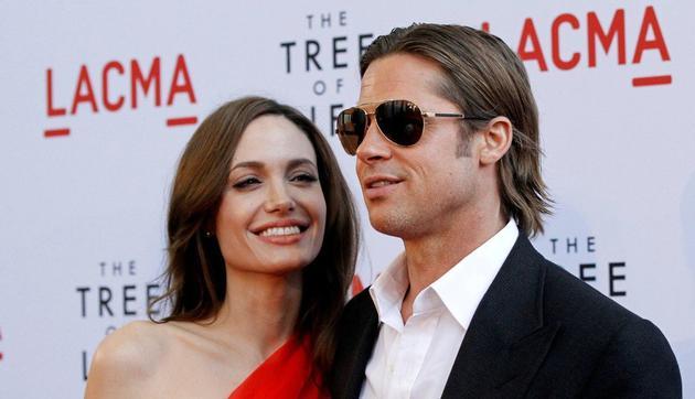 皮特称离婚付了800万美金 朱莉:是我付利息借的