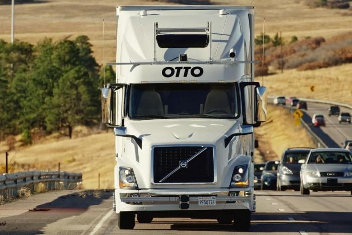 研究:2028年前自动驾驶卡车不可能大规模取代人类