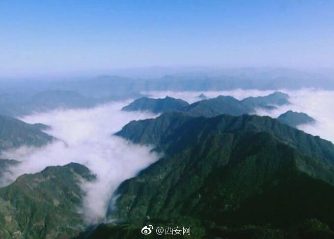 话说秦岭:华夏龙脉 源远流长