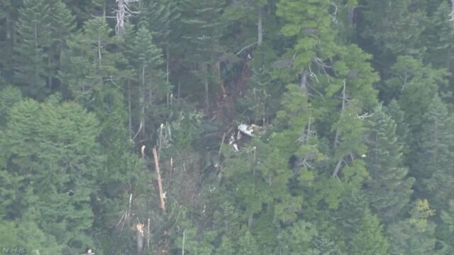 日本载有9人防灾直升机坠落:已确认2人死亡